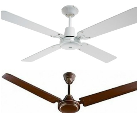 REVEALED: Fans In India Have 3 Blades While Fans In USA Have 4