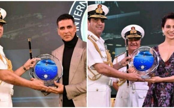 Akshay, Kangana not International Fleet Review brand ambassadors: Parrikar