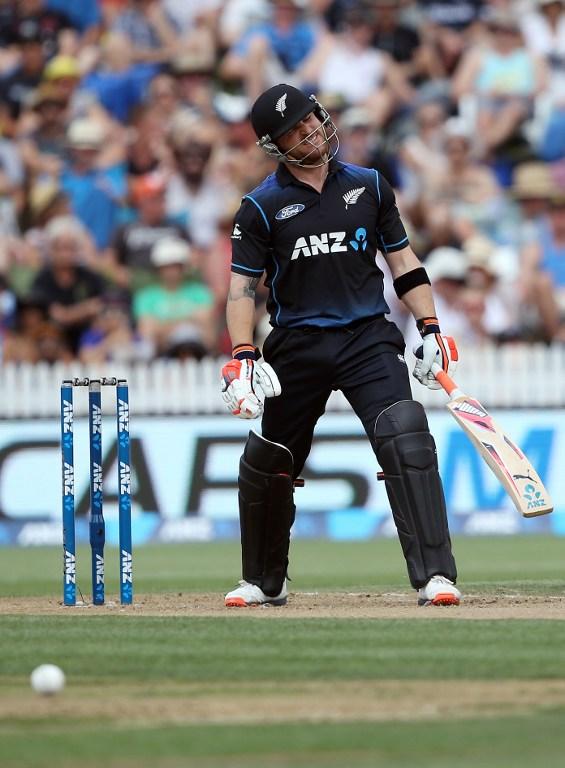 Brendon Mccullum's Last ODI