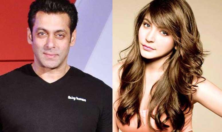 Filmy Scene: Anushka Sharma SLAPPED Salman Khan!