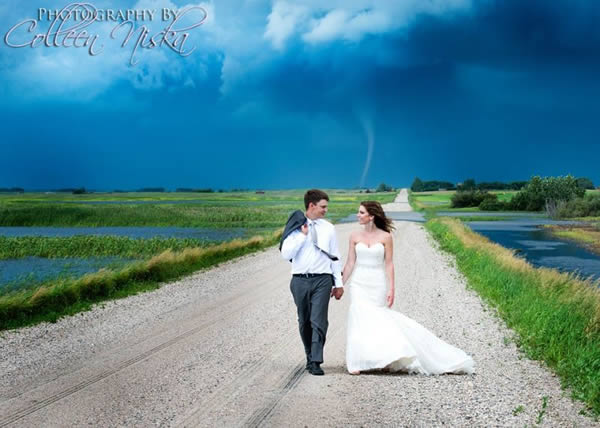 Most Extreme Wedding Photos