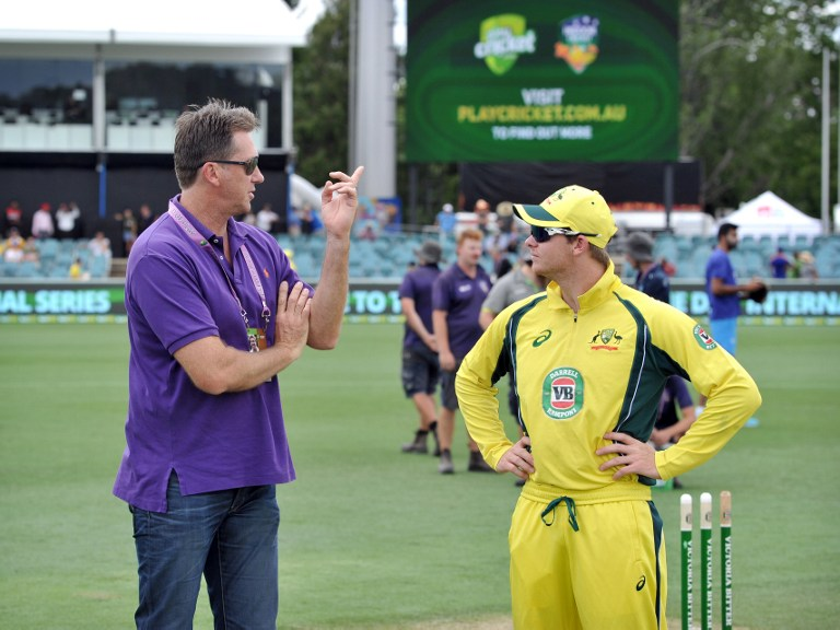 Smith replaces Finch as T20 captain