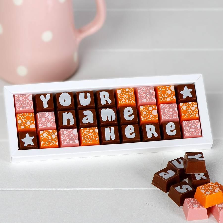 valentine week chocolate day