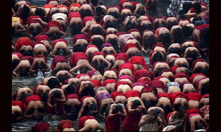 Madhav Narayan festival held in Nepal