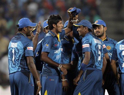India vs Srilanka first t 20