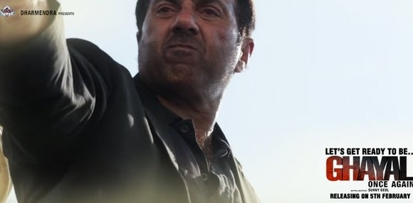Box Office: overseas collection of Ghayal once again
