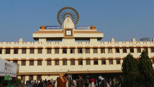 New facilities in varanasi railway station