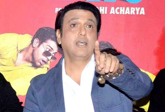 Govinda apologize for slapping a fan in 2008