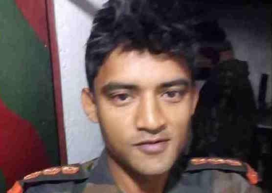 Captain Shikhar Deep, who boarded Mahananda Express from Katihar