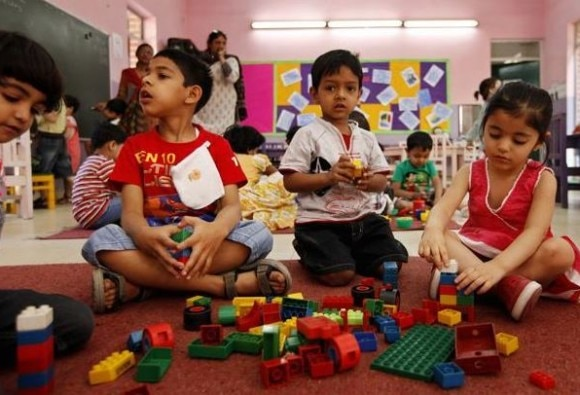 management quota will continue in nursery admission