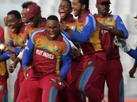 U-19: वेस्टइंडीज फाइनल में, अब मुकाबला भारत से