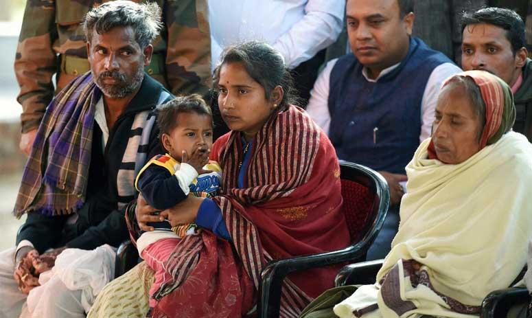 hanumanthappa-family