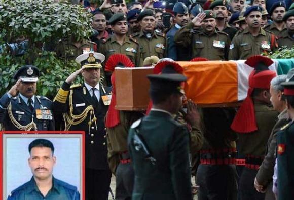 Nation mourns Lance Naik Hanamanthappa, last rites in Karnataka today