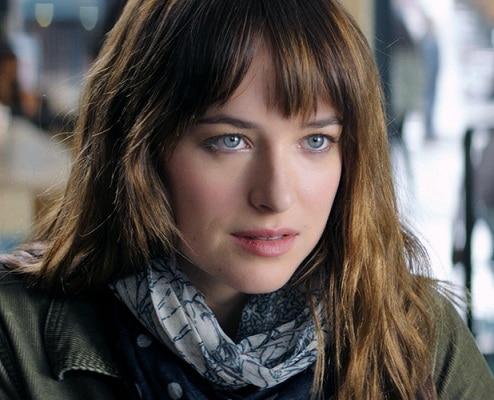 Fifty Shades star Dakota Johnson says erotic role means 'men are terrified of me'