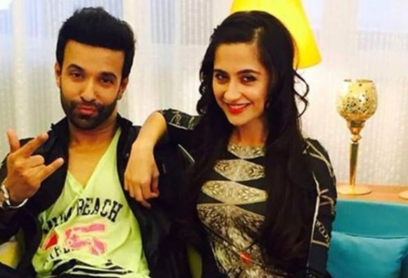 Sanjeeda Sheikh injured during Power Couple test
