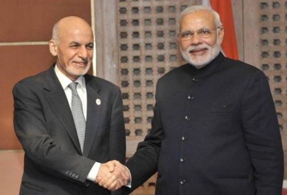 PM Modi wishes Afghan president on his birthday, what happens next will make you LOL