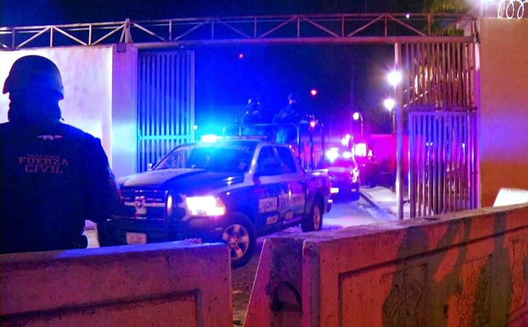 Mexico prison riot leaves 52 dead near Monterrey