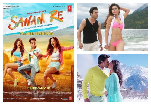 Box Office: 2nd day collection of 'sanam re'