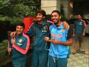 team india under