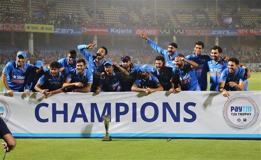 India beat Sri Lanka by 9 wickets, pocket series 2-1