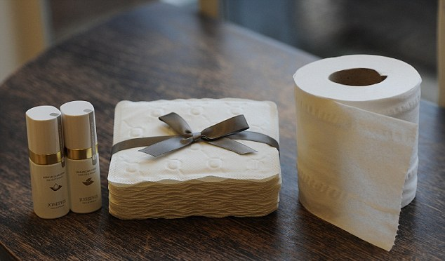 Would you spend £194 on toilet roll?