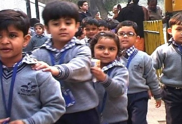 DElhi: lucky draw for nursery admission today