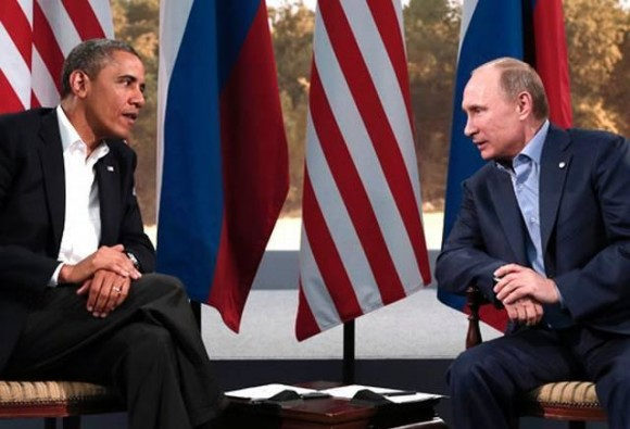 Putin-Obama discussed on seria crisis