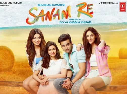 Box office- weekend collection of 'Sanam Re'