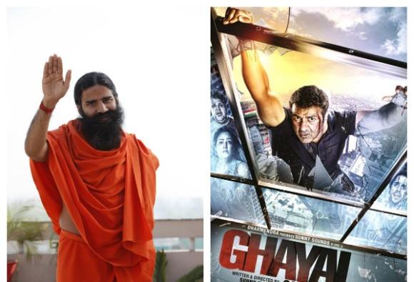 Baba Ramdev praises Sunny Deol's 'Ghayal once again'