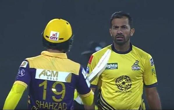 Pakistan team-mates Wahab Riaz, Ahmed Shehzad involved in physical fight during PSL