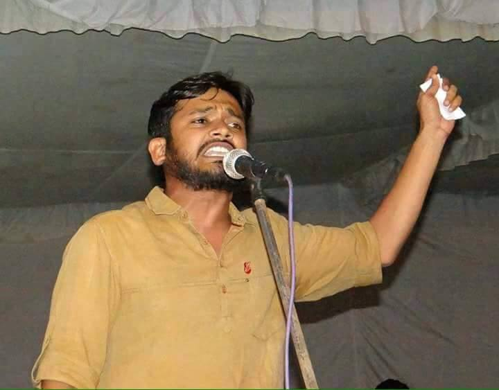 We have complete faith in the constitution: Kanhaiya Kumar