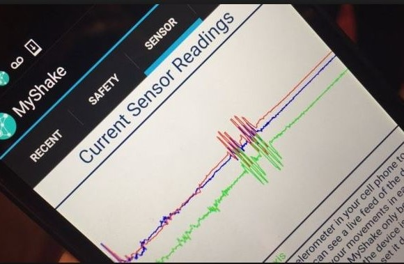 MyShake App Crowdsources Earthquake Detection