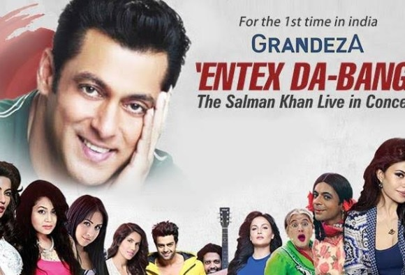 Salman Khan and his All Star Friends to perform Live in Surat
