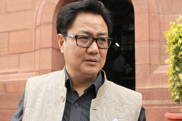 'Was there a murder?' Union minister Kiren Rijju on Patiala House court scuffle