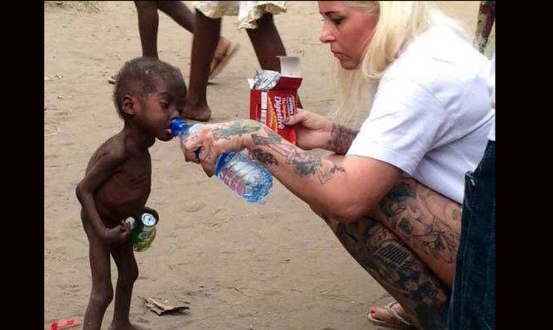 Nigeria: Two-year-old boy accused of being a witch rescued by Danish woman