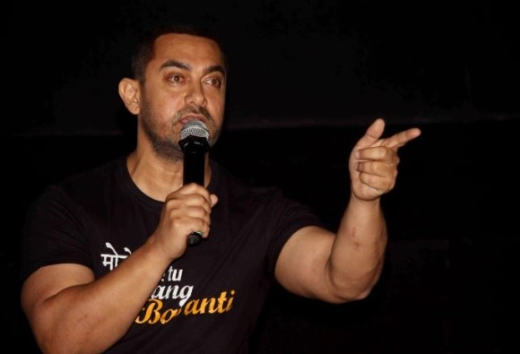 Aamir Khan likely to be brand ambassador for Maharashtra's Scheme