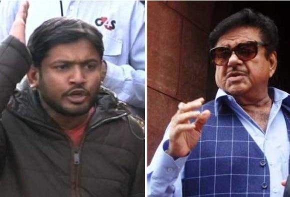 Shatrughan Sinha wades into JNU row, asserts Kanhaiya Kumar said nothing anti-national
