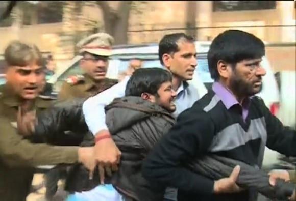 FULL INFORMATION: delhi police to not oppose kanhaiya bail!