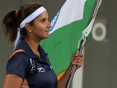 i always play for country: sania