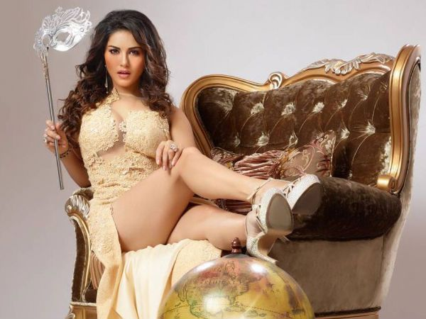 Smoking is not cool, it's disgusting: Sunny Leone