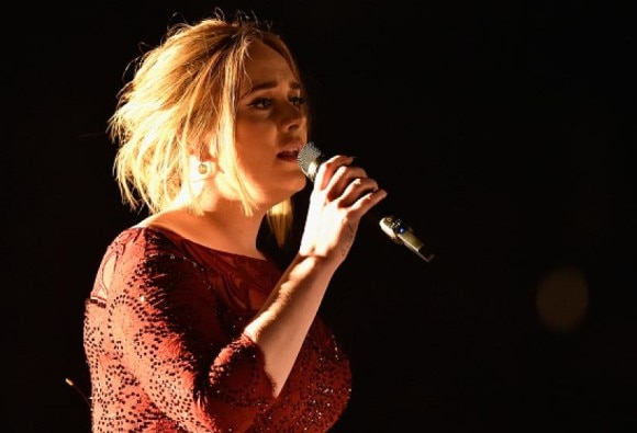 Adele Said She Cried 'All Day' After Her Botched Grammys Performance