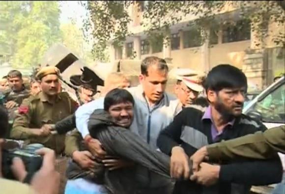 JNU ROW: kanhaiya medical report confirms assault by lawyers