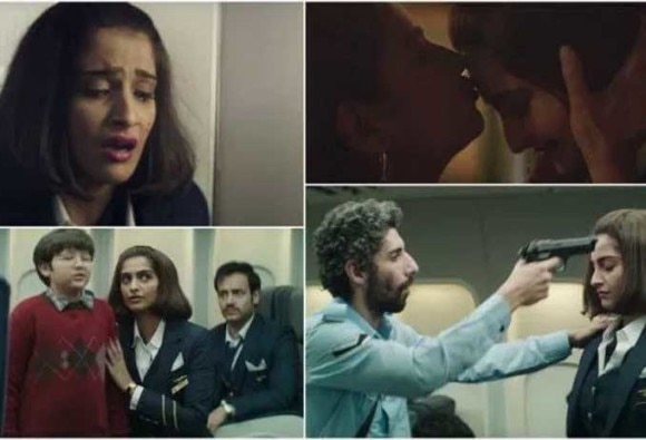Neerja Movie Third day box office collection