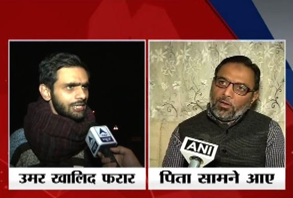 Umar Khalid's father says his son is being targeted because of his religion