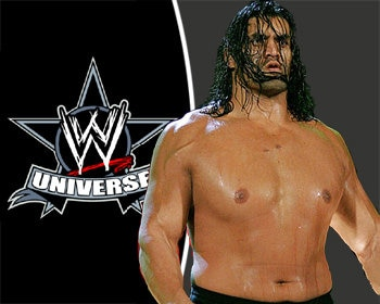 brody steele in The great Khali Event
