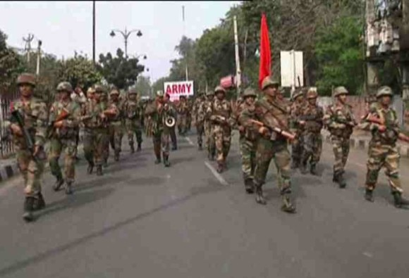 Jat Reservation: Army reaching Haryana via helicopters, roads dig up by protesters