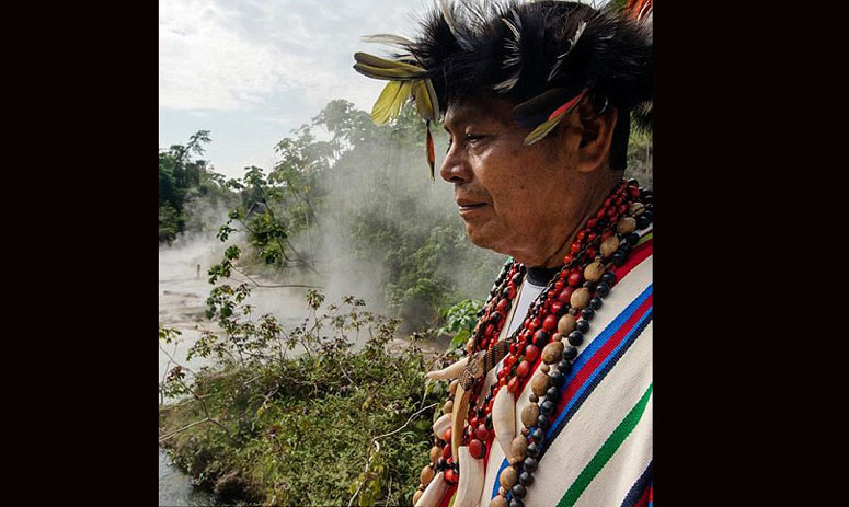 A legendary river that BOILS its victims alive