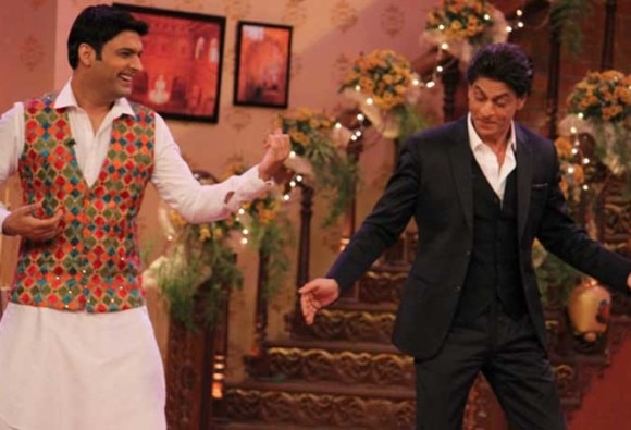Shah Rukh Khan to be the first guest on Kapil Sharma's new show?