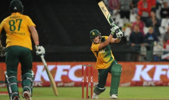 South Africa's Chris Morris punishes England again to clinch first T20