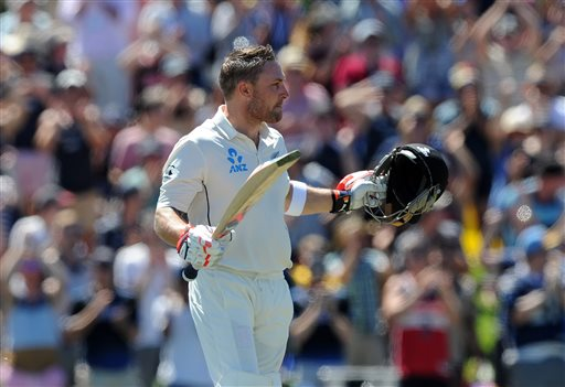 McCullum embarrassment at record-breaking slog